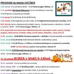 program oktober 2015